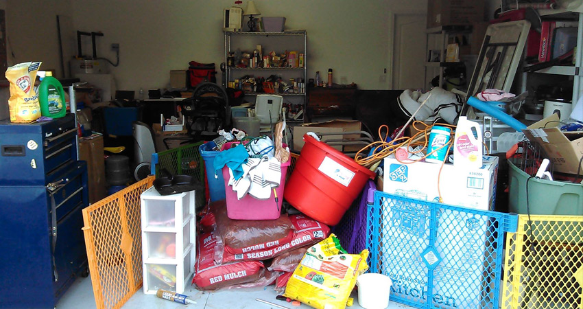 Lovely Garage Cleaning And Organizing Part - 11: We Clean