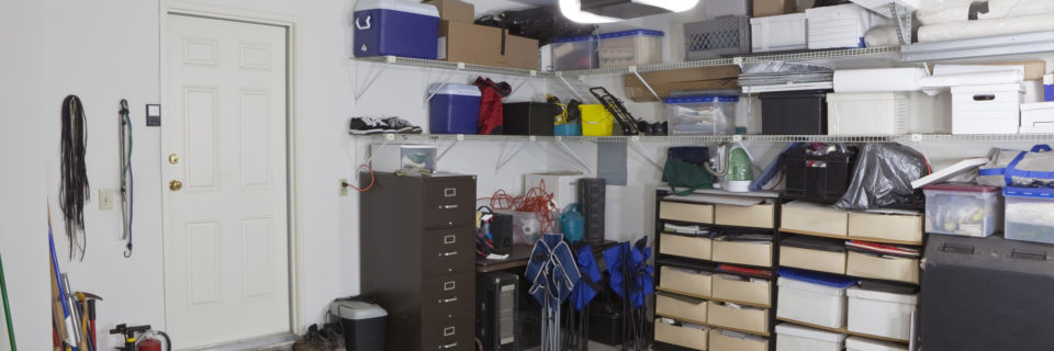 We've been organizing