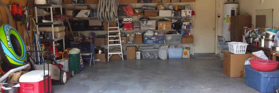 Your garage can be highly useful when it's organized and cleaned
