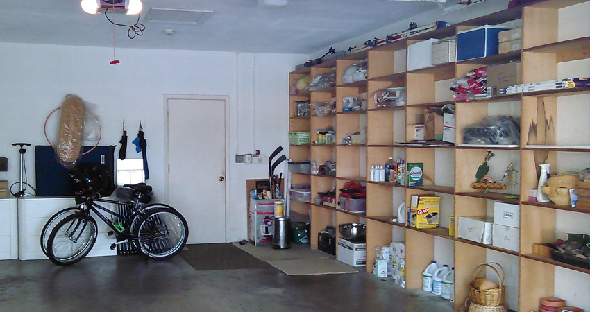 Awesome Garage Cleaning And Organizing Part - 1: We Organize