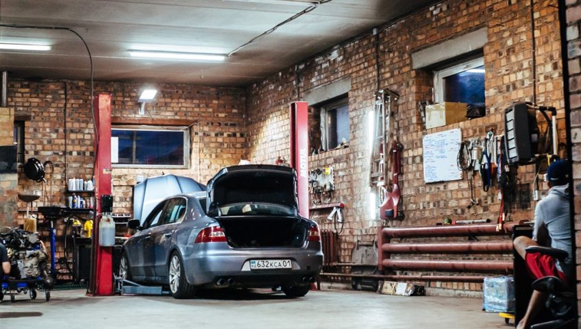SEE | These 5 cool garage ideas will make you and your car happy